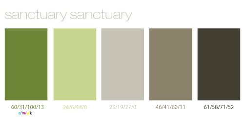 Tonal Tuesday: Sanctuary Sanctuary